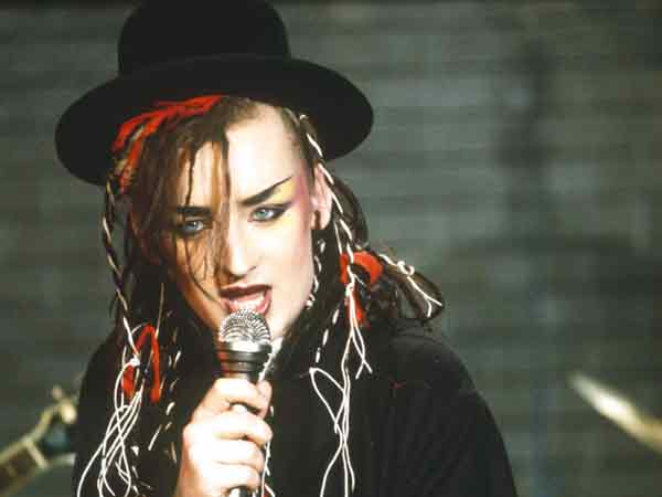 Boy George - Culture Club