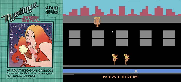 Beat 'Em & Eat 'Em erotic atari mystique