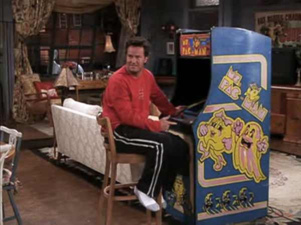 mc pac man chandler friends