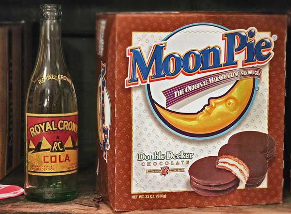 RC Cola, MoonPie, Vintage poster