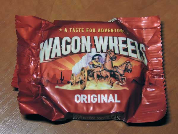 Wagon Wheels pack