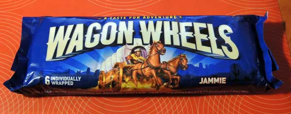 Wagon Wheels Jammie pack